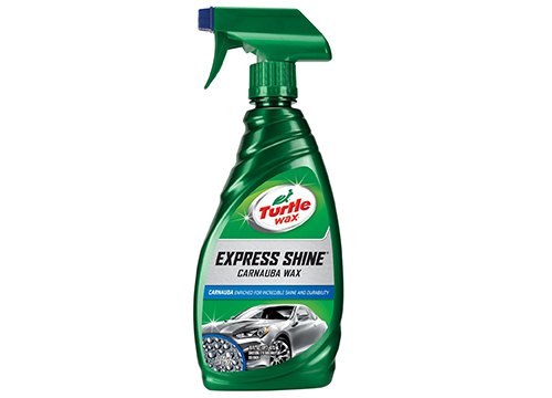 Turtle Wax T-136R Express Shine Spray Car Wax