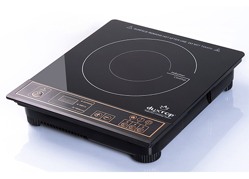 Merveilleux 2Secura 8100MC 1800W Portable Induction Cooktop Countertop Burner