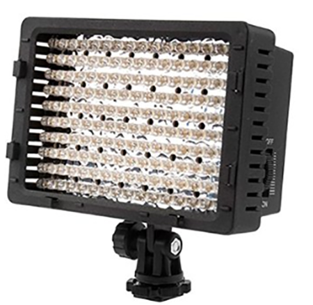 On Camera LED Lights