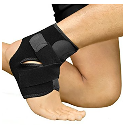 #2. Bracoo Ankle Support