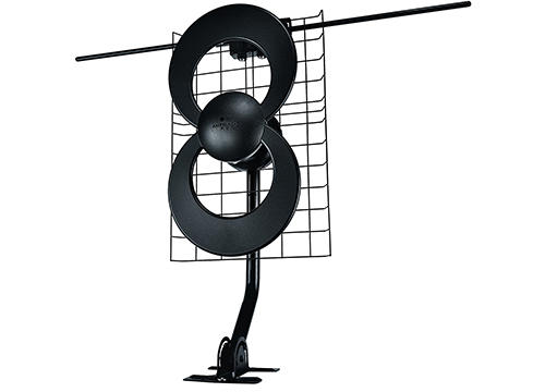 Antennas Direct Clearstream Indoor/Outdoor HDTV Antenna with Mount - 60 Mile Range