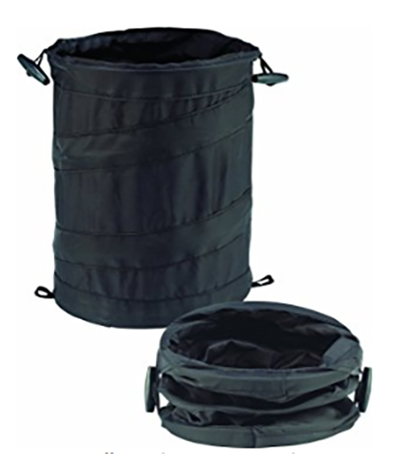 #9. Bell Automotive 22-1-38996-8 Small Pop-Up Trash Can