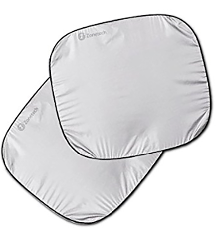 #10. Zone Tech Nylon Windshield Magic Sunshade