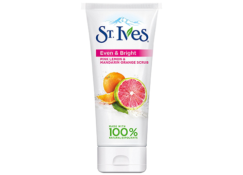 St. Ives Even & Bright Face Scrub