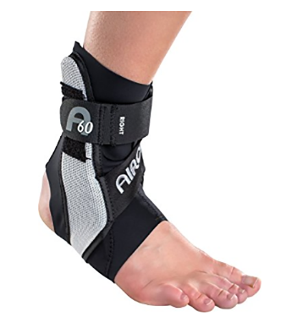 #7. Aircast A60 Ankle Support Brace