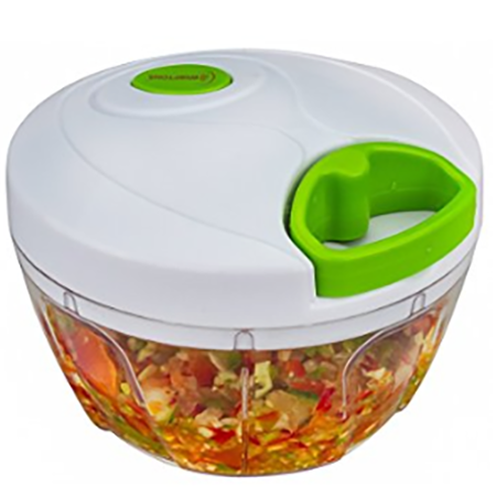 #2. Brieftons Manual Food Chopper