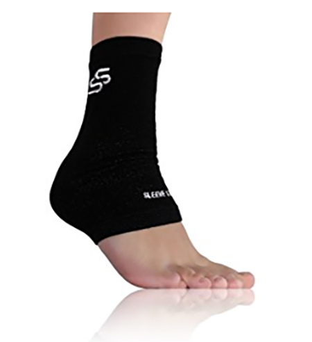 #4. Sleeve Stars Plantar Fasciitis Foot Sleeve with Ankle Brace Strap