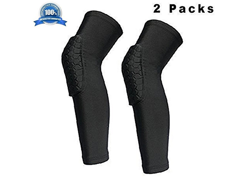 Mcolics Compression Sleeve Knee Pads Protective Compression Wear