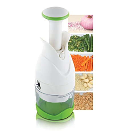 #9. Onion Vegetable Fruit Salad Food Garlic Meat Chopper – Acodine