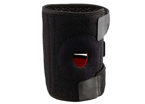 Touz 4 Spring Support Adjustable Sports Knee Pads