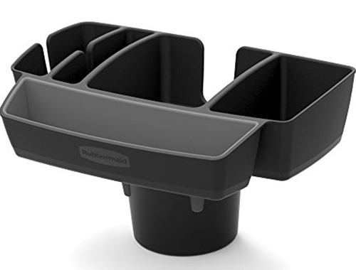 Rubbermaid Mobile Organization Cup Holder Organizer