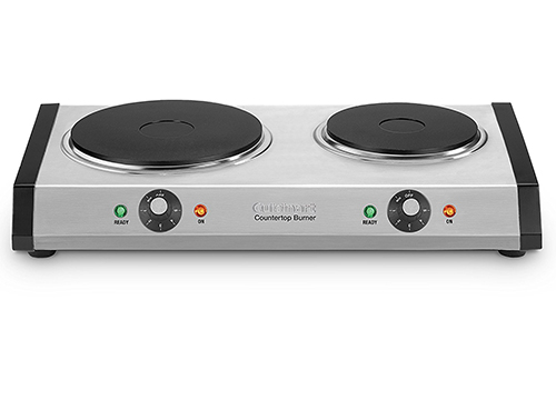 Cuisinart CB-60 Cast-Iron Double Burner