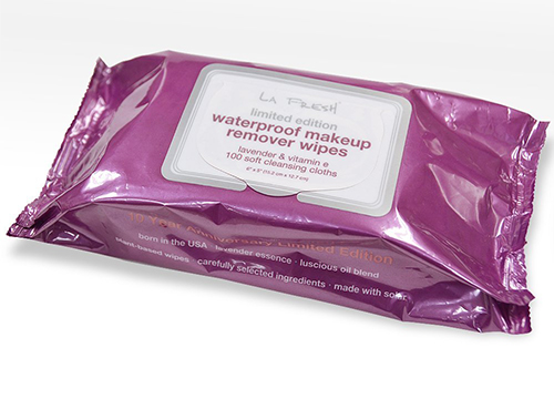 La Fresh Limited Edition Waterproof Makeup Remover Wipes