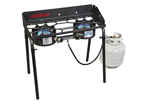 Camp Chef Explorer 2 Portable Gas Stove