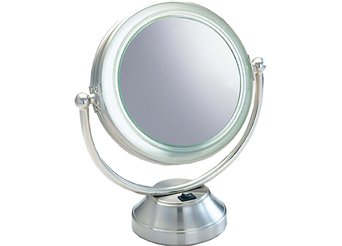FLOXITE FLOURESCENT COOLITE MAKEUP MIRROR