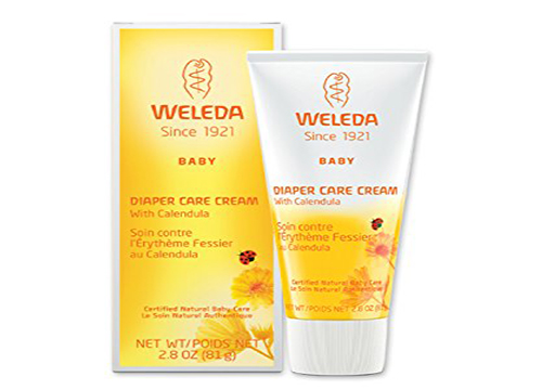 Weleda Diaper Care Cream with Calendula 2.8oz: