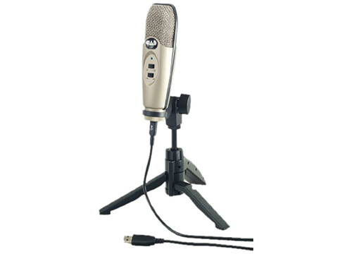 CAD U37 is a simple name and a simple microphone for rich recordings.