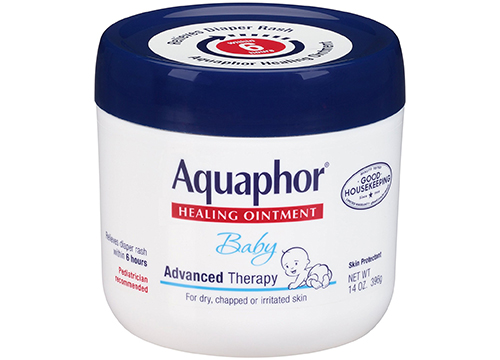 Aquaphor Baby Healing Ointment Advanced Therapy Skin Protectant, 14 Ounce: