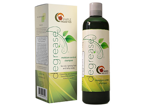 Degrease 3 in 1 Hair Shampoo
