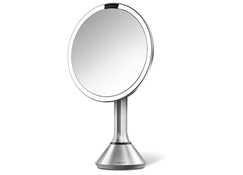 SIMPLEHUMAN SENSOR MAKEUP MIRROR WITH LIGHTS