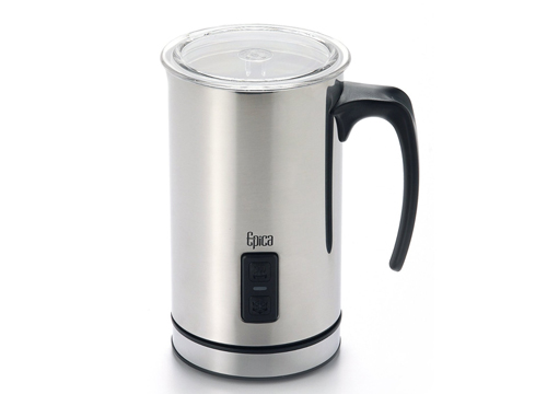 Epica Automatic Electric Milk Frother and Heater Carafe: