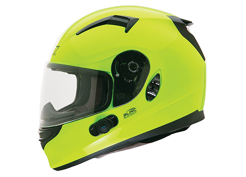 Element O'Neal Commander Bluetooth Helmet: