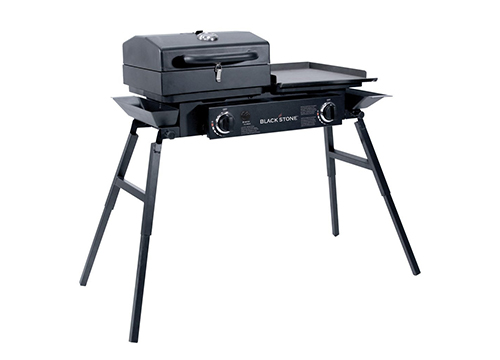 Blackstone Grill And Stove Combo