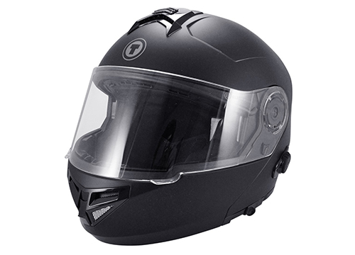 TORC T27 Full Face Modular Helmet with Integrated Blinc Bluetooth: