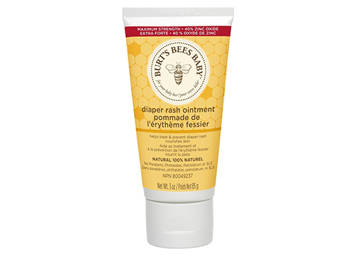 Burt's Bees Baby Bee 100% Natural Diaper Rash Ointment, 3 Ounces: