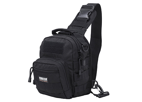 4 Seibertron Tactical Outlaw Multifunctional Day Bag For Carrying Concealed Weapon