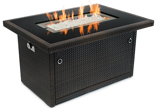 Outland fire table