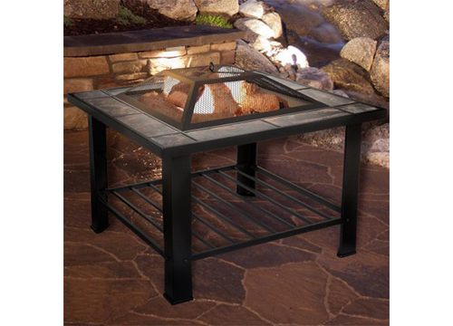 Fire pit set by pure Garden