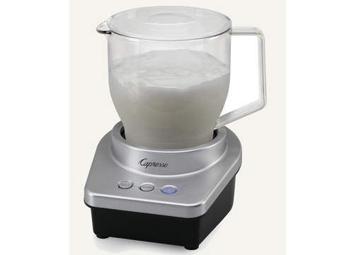 Capresso froth MAX Automatic Milk Frother and Hot Chocolate Maker: