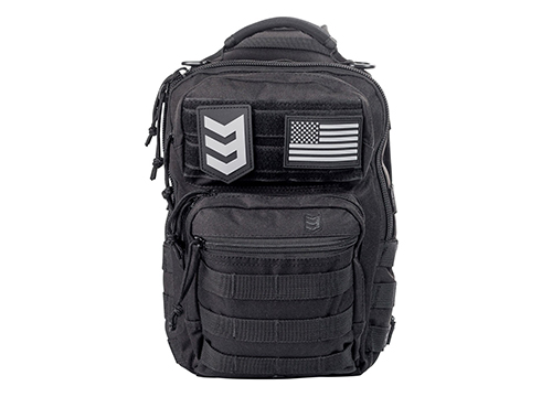 3v Gear Posse Tactical Sling Pack With Shoulder For Every Day Carry Molle Multifunctional