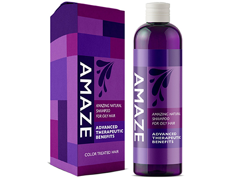 Amaze Shampoo for Oily Hair