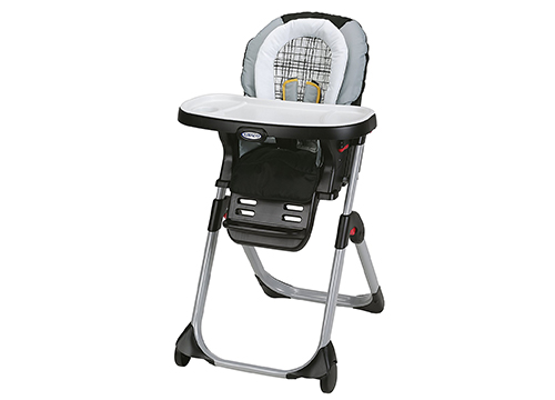 Graco DuoDiner 3-in- 1 Convertible High Chair, Teigen