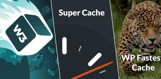 The 3 Most Popular Free Wordpress Cache Plugins